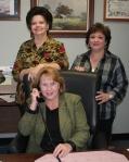 Pam, Lisa and Pat